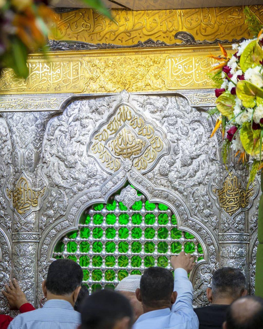 تک بیتی ولادت امام حسین -(از فطرس ملک به همه پر شکسته ها)
