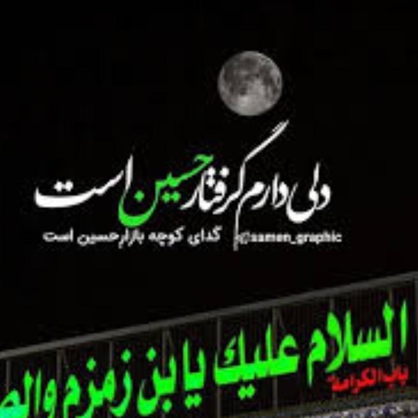 امام حسین ع -(ای که عشقت شعله ور در جان ما جانم حسین ع)