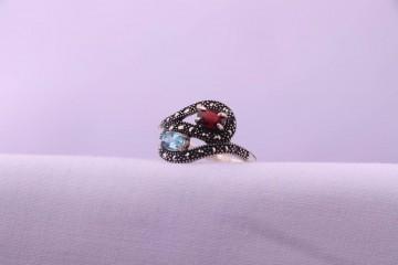 انگشتر جواهر اصلی