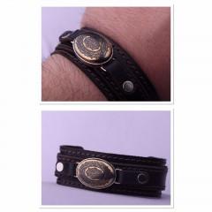 دستبند حدید سینی