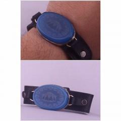 دستبند عقیق آبی