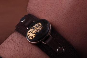 دستبند حدید صینی
